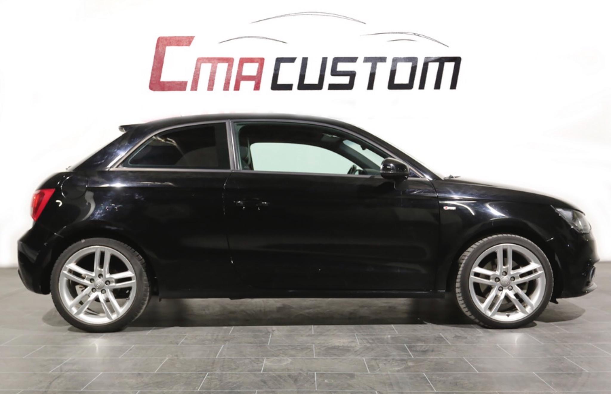 Audi A1 CMA Custom Cannes